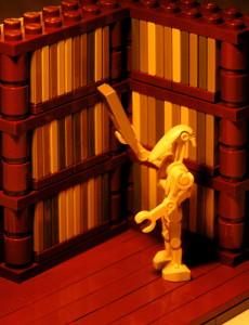 Digital Librarian (Lego)