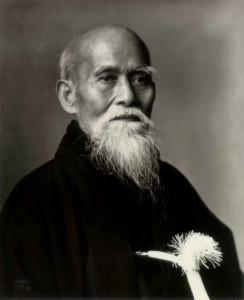 Osensei - Morihei Ueshiba