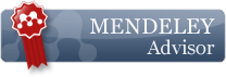 Mendeley Advisor Badge